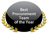 Best Procurement Team of the Year