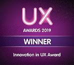 Innovation in UX Award