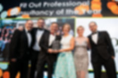 Ethos Engineering - 2019 Fit Out Awards 2019 winner