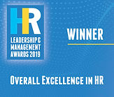 Overall Excellence in HR