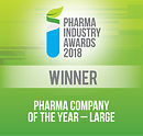 Pharma Company of the Year - Large