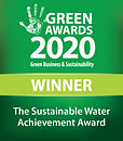 The Sustainable Water Achievement Award