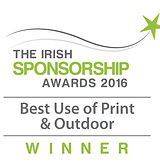 Best Use of Print & Outdoor 2016 winner logo