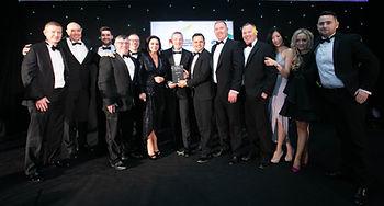 CBRE - 2020 Facilities Management Awards winners