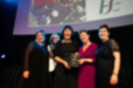 HSE - 2019 HR Award winners