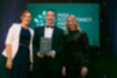 Abbott EMEA Shared Services - Irish Accountancy Awards 2018 winners