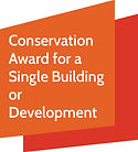 Conservation Award for a Single Building or Development