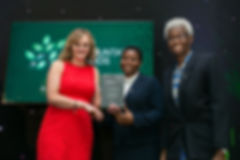 Lovina Ngozi Okoli - Irish Accountancy Awards 2018 winners
