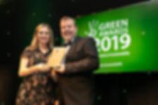 Hotel Doolin - Green Awards 2019 winner
