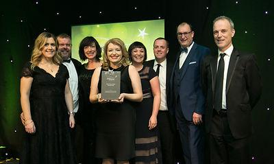 Energia Get Ireland Growing - Irish Sponsorship Awards winners 2017