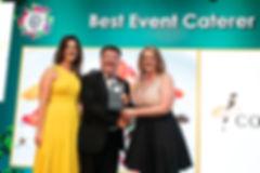 Compass Group Ireland at Aviva Stadium - 2019 Event Industry Awards winner