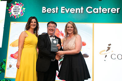 Compass Group Ireland at Aviva Stadium - 2019 Event Industry Awards winner