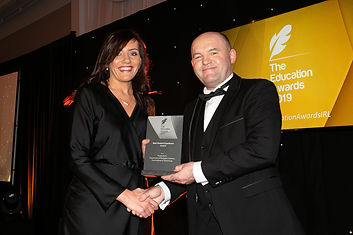 Cork Institute of Technology - The Education Awards 2019 winners