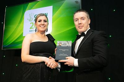Woodco Renewable Energy - The Green Awards 2020 winners