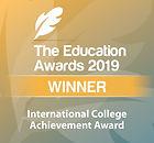 International College Achievement Award