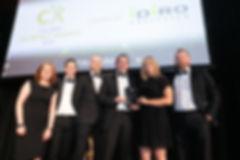 Version 1 - 2019 The Irish CX Impact Awards winner