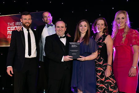 Fifty-Three Six - 2019 Irish Content Marketing Awards winner