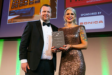 Press Up Entertainment Group - Fit Out Awards 2018 recipient