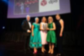 DPD Ireland - 2019 HR Award winners