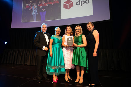 DPD Ireland - 2019 HR Award winners