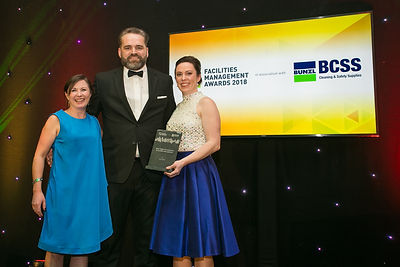 ISS Ireland - Facilities Management Awards 2018 winner