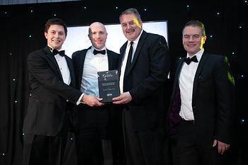 Microsoft & Sodexo Ireland - 2020 Facilities Management Awards winner
