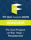 Fit Out Project of the Year - Residential