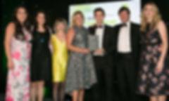 Live Nation Ireland- Irish Sponsorship Awards winners 2016