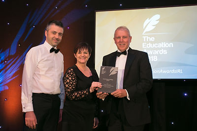 Ulster University's Employability & Careers Strategy - Ulster University - The Education Awards 2018 winners