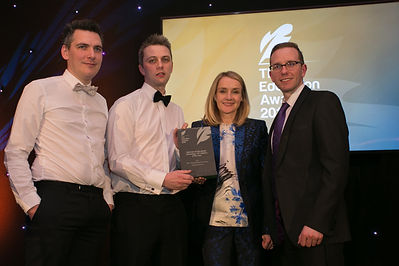 BSc. (Hons) Interactive Media - Ulster University - The Education Awards 2018 winners