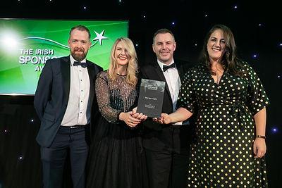 Bord Gáis Energy - 2019 Irish Sponsorship Awards winner