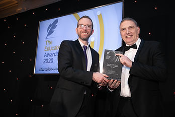 Waterford Institute of Technology - The Education Awards 2020 winners