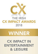 CX Impact in Entertainment & Leisure