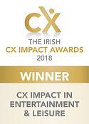 CX Impact in Entertainment & Leisure