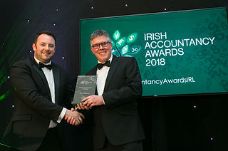 Accountancyschool.ie - Irish Accountancy Awards 2018 winners
