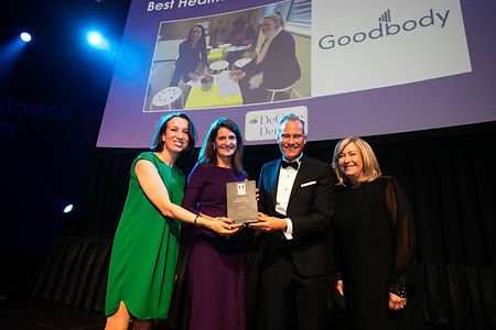 Goodbody - 2019 HR Award winners