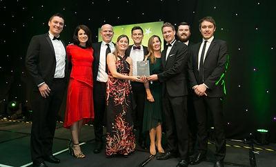 Livewire- Irish Sponsorship Awards winners 2017