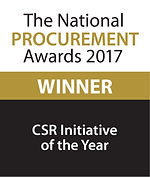 CSR Initiative of the Year 2017 winner lo