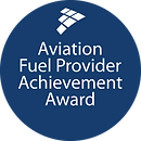 Aviation Fuel Provider Achievement Award