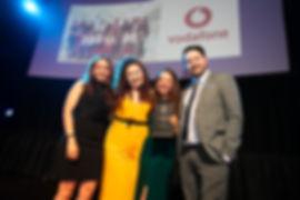 Vodafone Ireland - 2019 HR Award winners