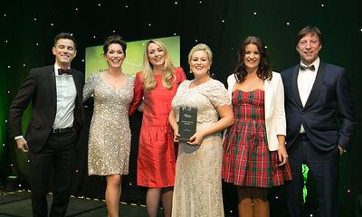 Live Nation Ireland- Irish Sponsorship Awards winners 2017