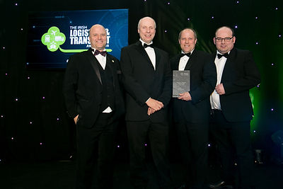 McCulla Ireland - Irish Logistics & Transport Awards 2018