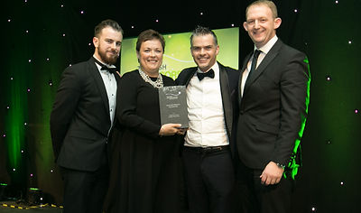 Vodafone Ireland for IRFU #TeamOfUs- Irish Sponsorship Awards winners 2017