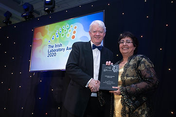 Laboratory Scientist of the Year winner
