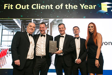 CRH- Fit Out Awards 2017 winner