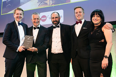 MOLA Architecture - Fit Out Awards 2018 winner