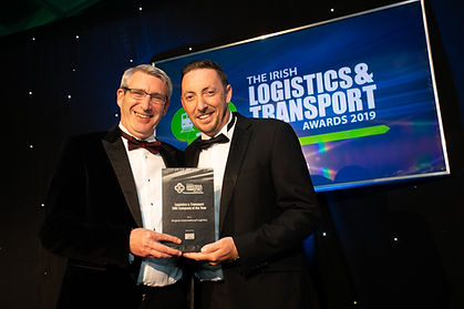 Virginia International Logistics - Irish Logistics & Transport Awards 2019 winners