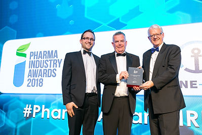 EviView - Pharma Industry Awards 2018 winners