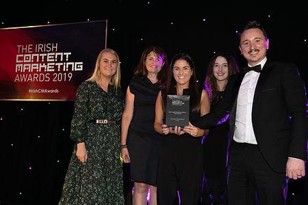 Core - 2019 Irish Content Marketing Awards winner