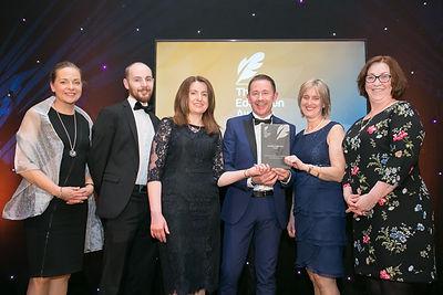 Cooperative Education Programme - University of Limerick - The Education Awards 2018 winners